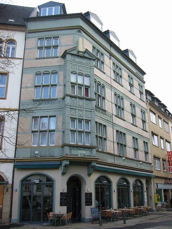 Rechtsanwalt Kanzlei Bielefeld RA Mette Altstadt Alter Markt